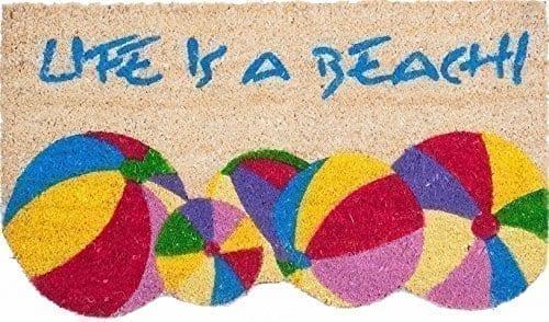 Life is a Beach Doormat