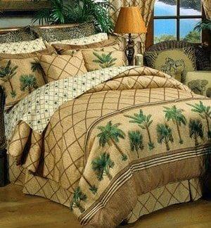 Kona-Comforter-Set-0-300x324 The Best Palm Tree Bedding and Comforter Sets