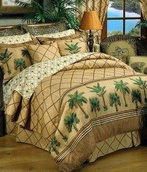 Kona-Comforter-Set-0 Best Tropical Bedding Sets