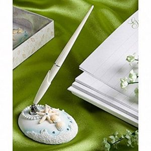 Beach-Themed-Wedding-Guest-Pen-By-Fashioncraft-0