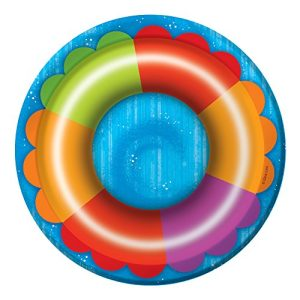 Creative-Converting-8-Count-Paper-Dessert-Plates-Water-Fun-0
