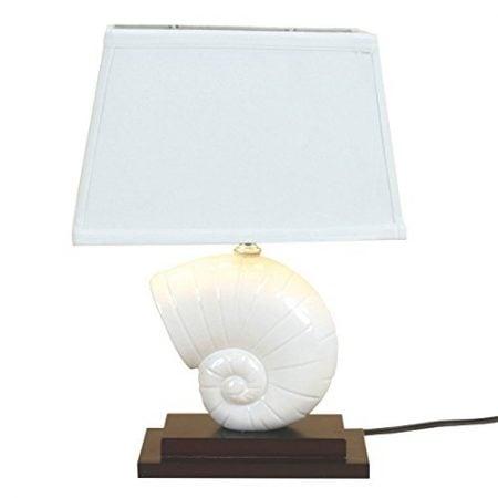 DEI-Nautilus-Shell-Lamp-0-450x450 100+ Coastal Themed Lamps