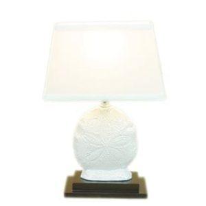 DEI-Sand-Dollar-Ceramic-Lamp-0