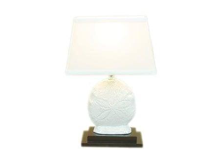 DEI-Sand-Dollar-Ceramic-Lamp-0-450x312 100+ Coastal Themed Lamps