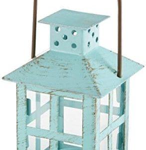 Kate-Aspen-Vintage-Lantern-Blue-0-293x300 The Best Beach Wedding Lanterns You Can Buy