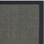 Safavieh-Natural-Fiber-Collection-NF441D-Handmade-Charcoal-and-Charcoal-Sisal-Area-Rug-2-feet-6-inches-by-4-feet-26-x-4-0-0