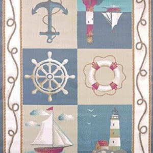United-Weavers-Area-Rugs-Regional-Concepts-Rugs-541-50060-Maritime-Coast-Blue-0-300x300 The Ultimate Guide to Nautical Themed Area Rugs
