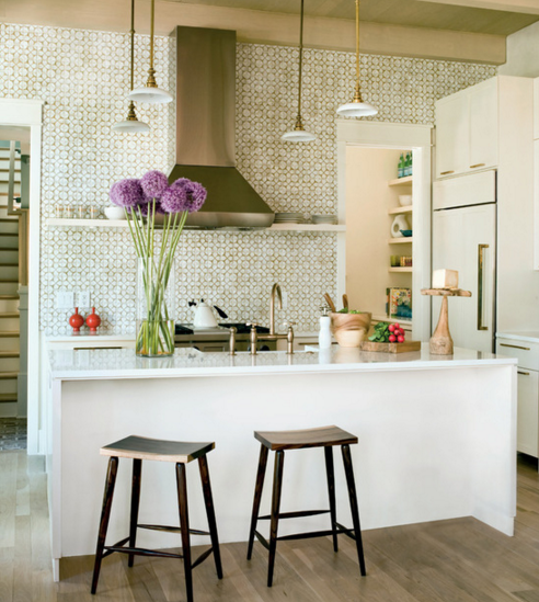 beach-kitchen-accent-ideas Best Beach and Coastal Kitchen Decor