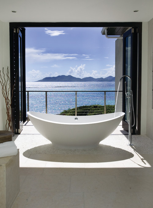 create-coastal-beach-themed-bathroom How to Create a Coastal Themed Bathroom Design