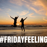 That #FRIDAYFEELING by the Beach