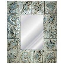 Hickory-Manor-House-Seaside-Mirror Best Coastal and Beach Themed Mirrors