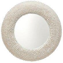 KOUBOO-Round-Bubble-Seashell-Wall-Mirror Best Coastal and Beach Themed Mirrors