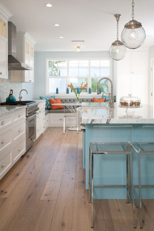 beach-and-sea-themed-coastal-kitchen-3 Best Beach and Coastal Kitchen Decor