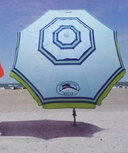beach umbrella perfect to bring