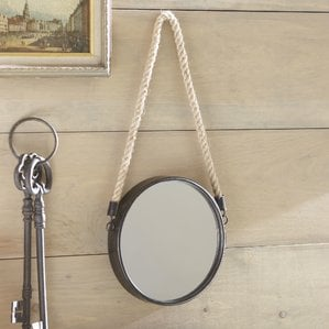 birch-lane-hanging-rope-mirror The Best Nautical Mirrors You Can Buy