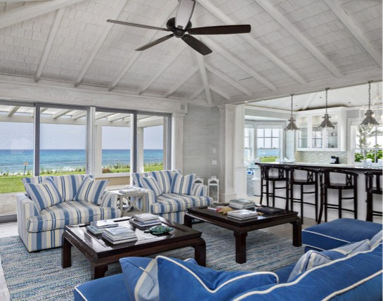 Beautiful beach cottage decor ideas beachfront decor for Beach cottage design ideas
