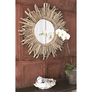 driftwood-sunburst-nautical-mirror The Best Nautical Mirrors You Can Buy