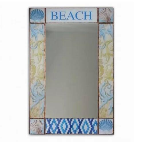 hillcrest-coastal-beach-mirror Coastal Mirrors and Beach Themed Mirrors