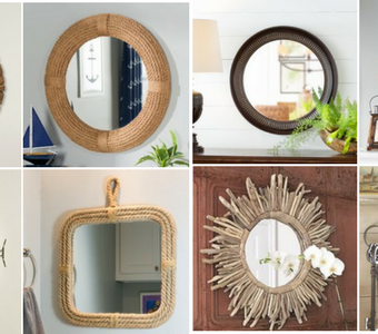nautical mirrors