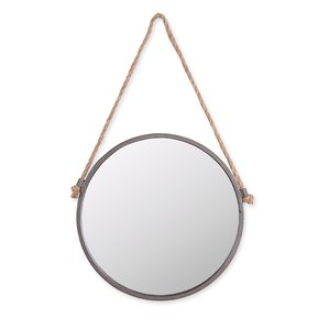 rope-and-circle-wall-mirror The Best Nautical Mirrors You Can Buy
