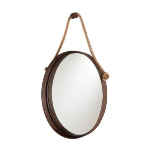 rope to rusted metal mirror 14