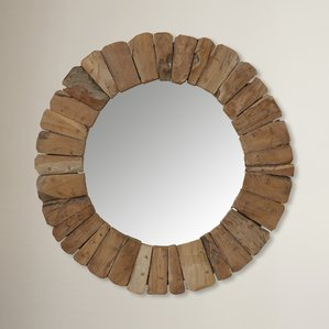 sedona-driftwood-wall-mirror The Best Nautical Mirrors You Can Buy