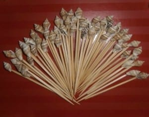 shell-toothpicks-8-300x237 Top Rated Sets of Seashell Toothpicks