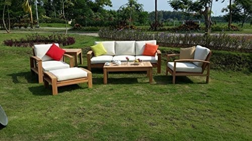 6-Pc-A-grade-Outdoor-Patio-Teak-Sofa-Set-3-Seater-Sofa-2-Deep-Seating-Club-Chairs-1-Side-Table-1-Rectangle-Coffee-Table-And-1-Ottoman-Furniture-Only-Madras-Collection-0 The Ultimate Guide to Outdoor Teak Furniture