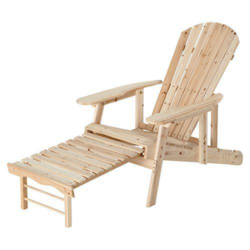 Adjustable-CedarFir-Adirondack-Chair-SaysKick-Back-Relax-0 Best Outdoor Patio Furniture