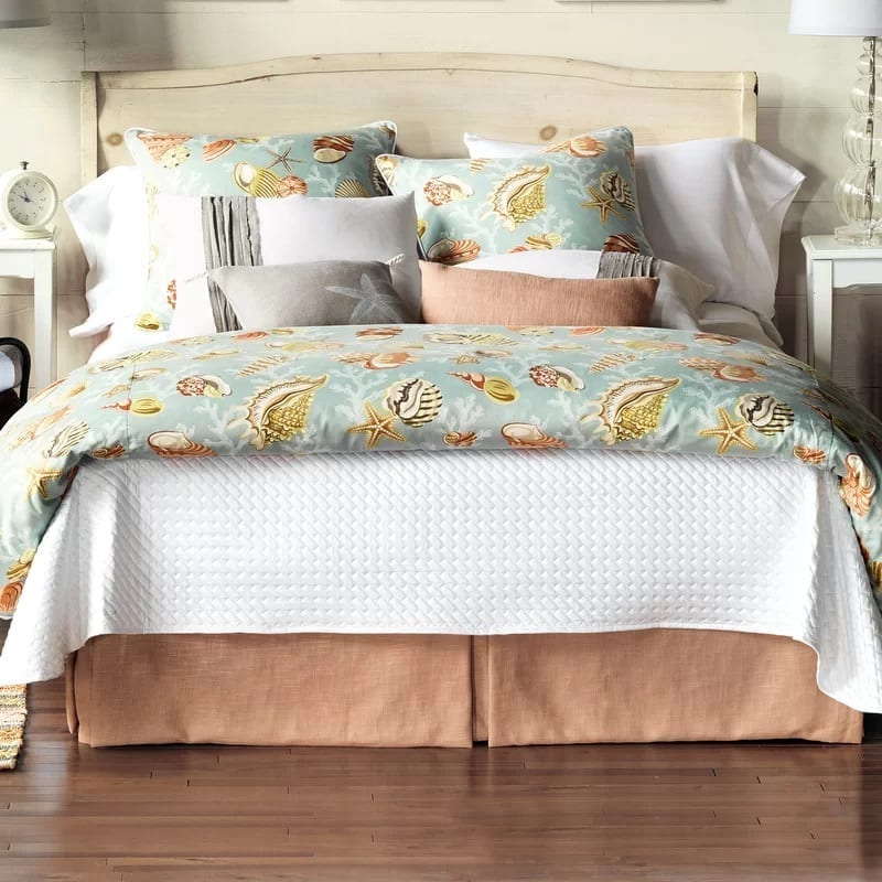 Beach-Bedding-Niche-Jolie-4-Piece-Coverlet-Set Coastal Bedding and Beach Bedding Sets