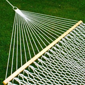 Best-Choice-Products-Hammock-59-Cotton-Double-Wide-Solid-Wood-Spreader-Outdoor-Patio-Yard-Hammock-0