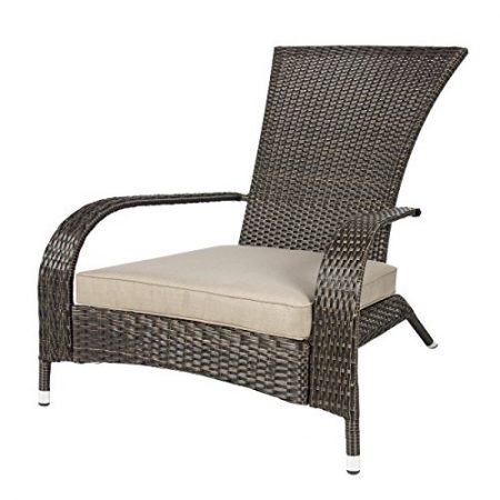 Best-ChoiceProducts-Wicker-Adirondack-Chair-Patio-Porch-Deck-Furniture-Outdoor-All-Weather-Proof-0-450x450 Best Outdoor Wicker Patio Furniture