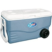 Coleman-100-Quart-Xtreme-5-Wheeled-Cooler The Best Outdoor Coolers and Ice Chests