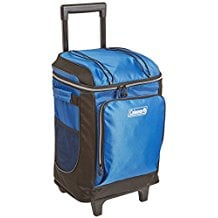 Coleman-42-Can-Wheeled-Soft-Cooler-With-Hard-Liner The Best Outdoor Coolers and Ice Chests