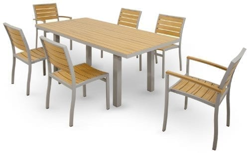 Ivy-Terrace-IVS113-1-11NT-Basics-7-Piece-Dining-Set-Textured-Silver-0 The Ultimate Guide to Outdoor Teak Furniture