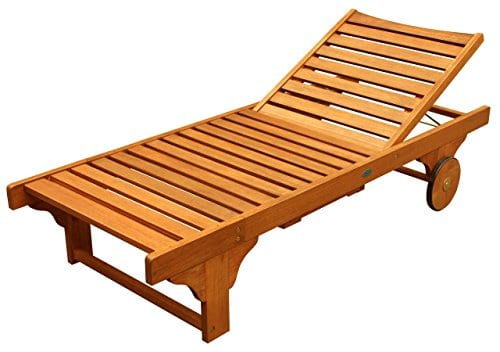 LuuNguyen-Lindy-Outdoor-Hardwood-Chaise-Lounge-Natural-Wood-Finish-0 The Ultimate Guide to Outdoor Teak Furniture