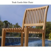 New-11Pc-Grade-A-Teak-Outdoor-Dining-Set-116X44-Rectangle-Double-Extension-Table-2-Arm-8-Side-Castle-Chairs-Cushions-0-1