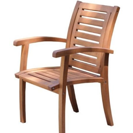 Outdoor-Interiors-21090-Luxe-Eucalyptus-Arm-Chair-0-450x450 The Ultimate Guide to Outdoor Teak Furniture