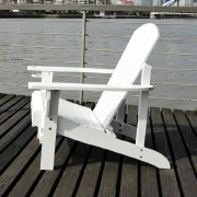 Outsunny-Adirondack-Outdoor-Patio-Lounge-Chair-White-0-0