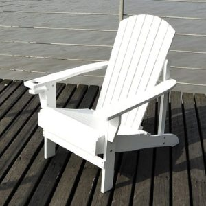Outsunny-Adirondack-Outdoor-Patio-Lounge-Chair-White-0