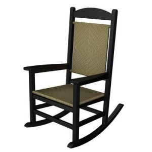 Presidential-Rocker-with-Weave-Finish-Seagrass-Weave-Black-0