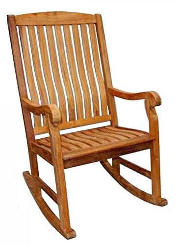 Rocking-Chair-in-Teak-Finish-0 The Ultimate Guide to Outdoor Teak Furniture