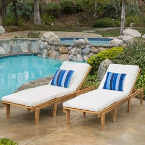 Set-of-2-Paolo-Outdoor-Teak-Brown-Wood-Chaise-Lounge-with-Cushion-0