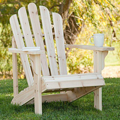 Shine-Company-Westport-Adirondack-Chair-0 Best Outdoor Patio Furniture