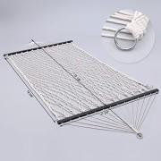 Songmics-Hanging-Rope-Hammock-Kids-Playing-Garden-Patio-Hammock-Soft-Durable-Beige-UGDC29W-0-4