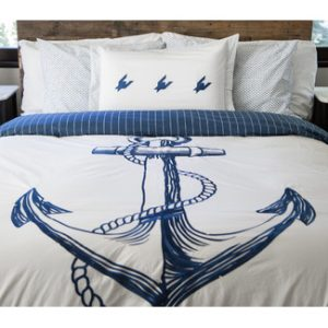 best coastal and beach bedding sets - beachfront decor