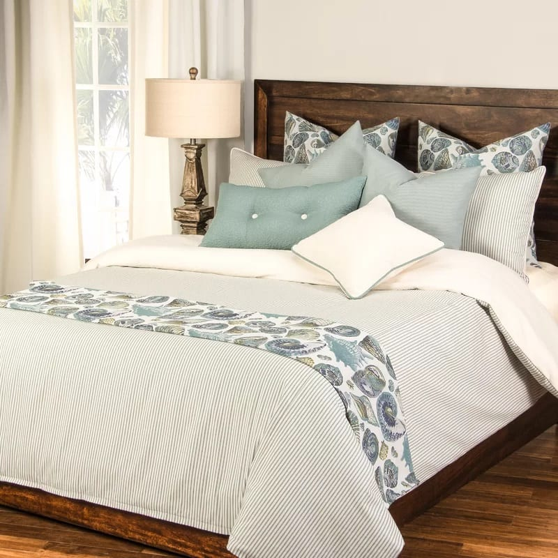 barbary-duvet-cover-set-by-rosecliff-heights Coastal Bedding Sets and Beach Bedding Sets