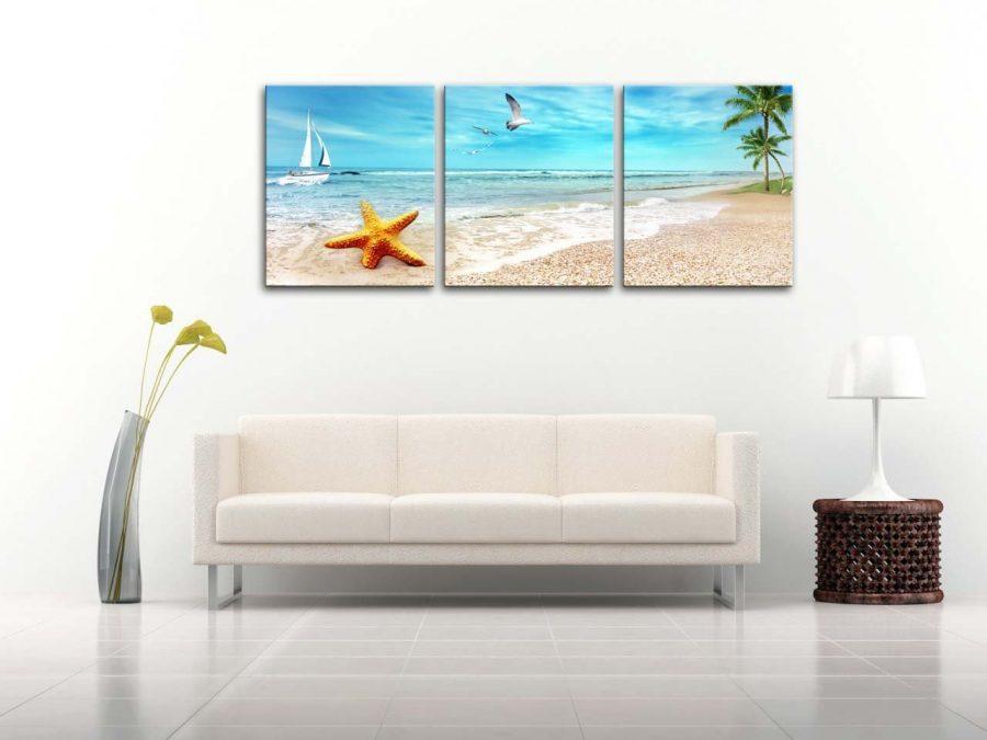 Beach wall decor beachfront decor for Beachfront decor