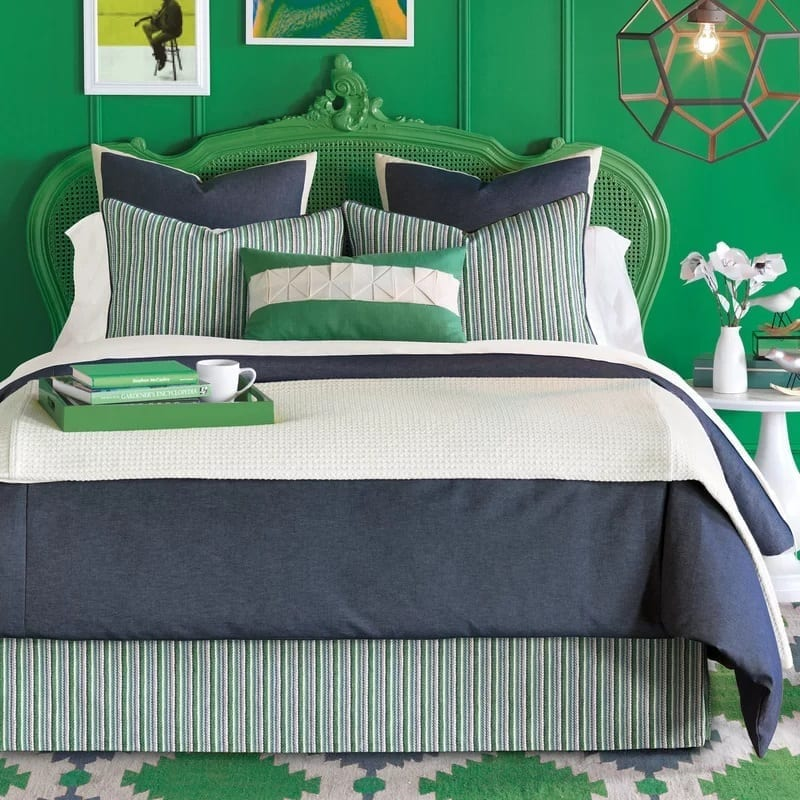 heston-comforter-collection-by-niche Coastal Bedding Sets and Beach Bedding Sets