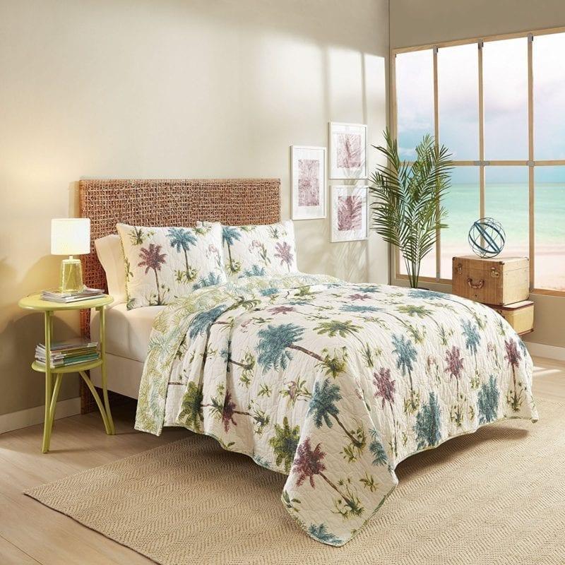 palm-tree-bedding-800x800 Coastal Bedding and Beach Bedding Sets